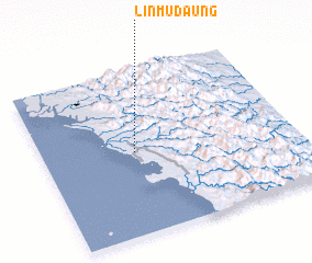 3d view of Linmudaung