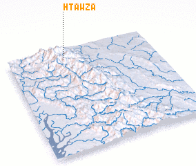 3d view of Htawza