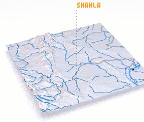3d view of Sha Hla