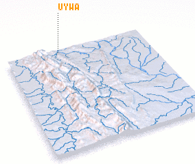 3d view of Uywa