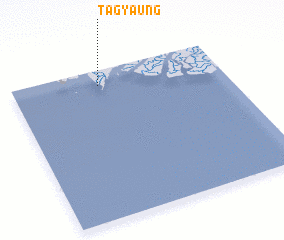 3d view of Tagyaung
