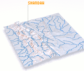 3d view of Shandaw