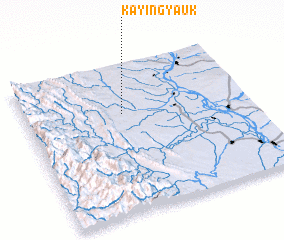 3d view of Kayingyauk