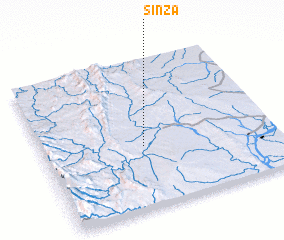 3d view of Sinza