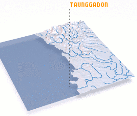 3d view of Taunggadon