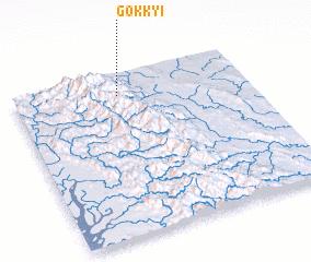 3d view of Gôkkyi