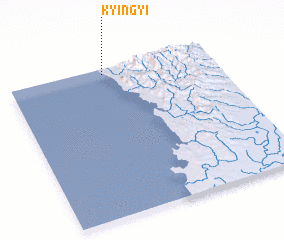 3d view of Kyingyi