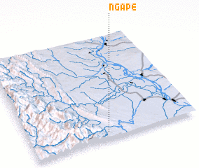 3d view of Ngape