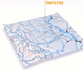 3d view of Thayetok