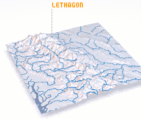 3d view of Lethagôn