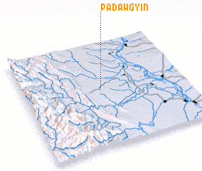 3d view of Padawgyin
