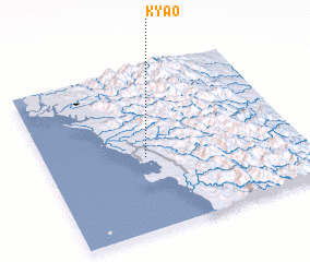 3d view of Kya-o