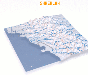 3d view of Shwehlaw