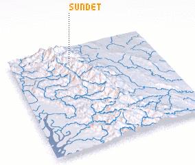 3d view of Sundet