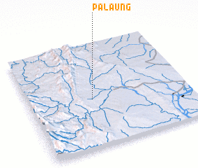 3d view of Palaung