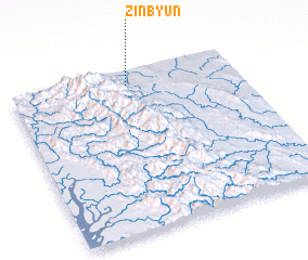 3d view of Zinbyun