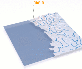 3d view of Odein