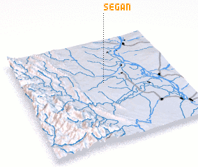 3d view of Segan
