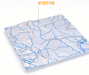3d view of Kyetyin