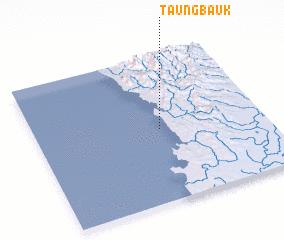 3d view of Taungbauk
