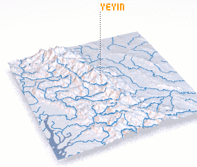 3d view of Yeyin
