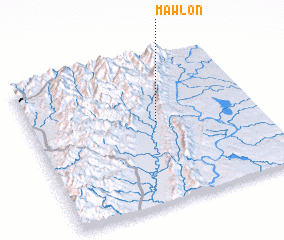 3d view of Mawlon