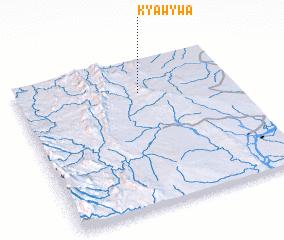 3d view of Kyawywa