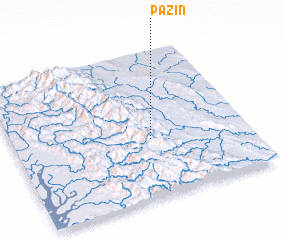 3d view of Pazin