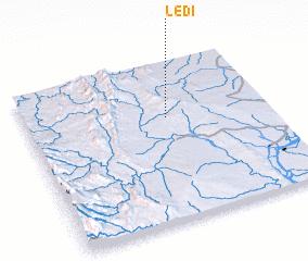 3d view of Ledi