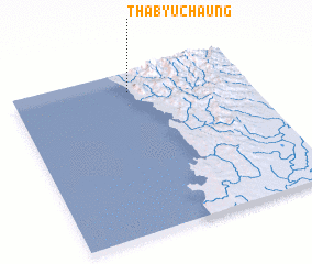 3d view of Thabyuchaung