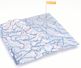3d view of Yinwa