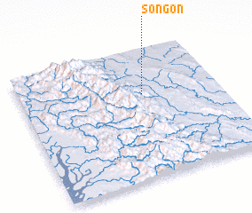 3d view of Songon