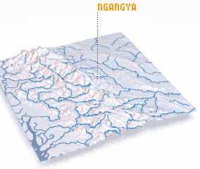 3d view of Ngangya