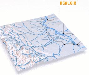 3d view of Ngaleik