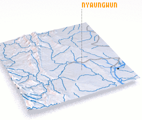 3d view of Nyaungwun