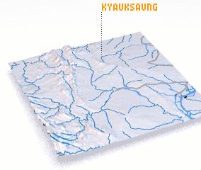 3d view of Kyauksaung