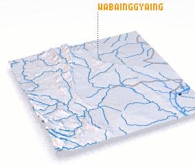 3d view of Wabainggyaing