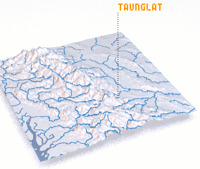 3d view of Taunglat