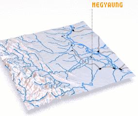 3d view of Megyaung