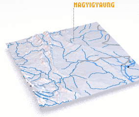 3d view of Magyigyaung