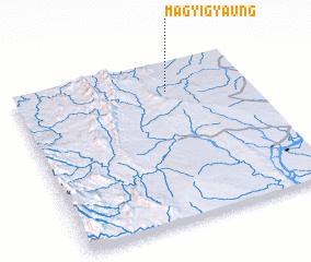 3d view of Magyigyaung