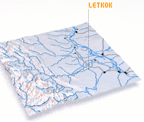 3d view of Letkok