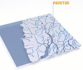 3d view of Pauktan