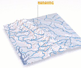 3d view of Manaung