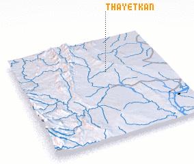 3d view of Thayetkan