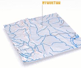 3d view of Myauktaw