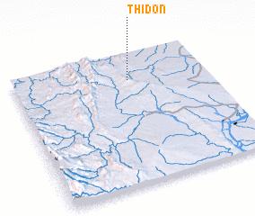 3d view of Thidôn
