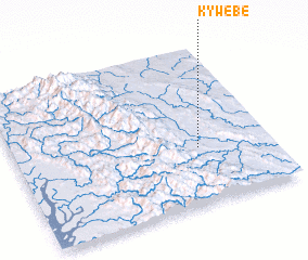 3d view of Kywebe