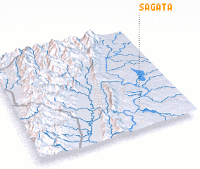 3d view of Sagata