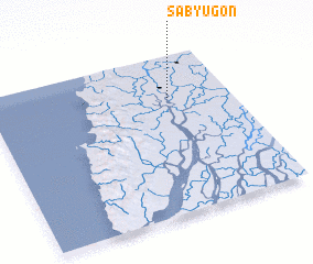 3d view of Sabyugôn
